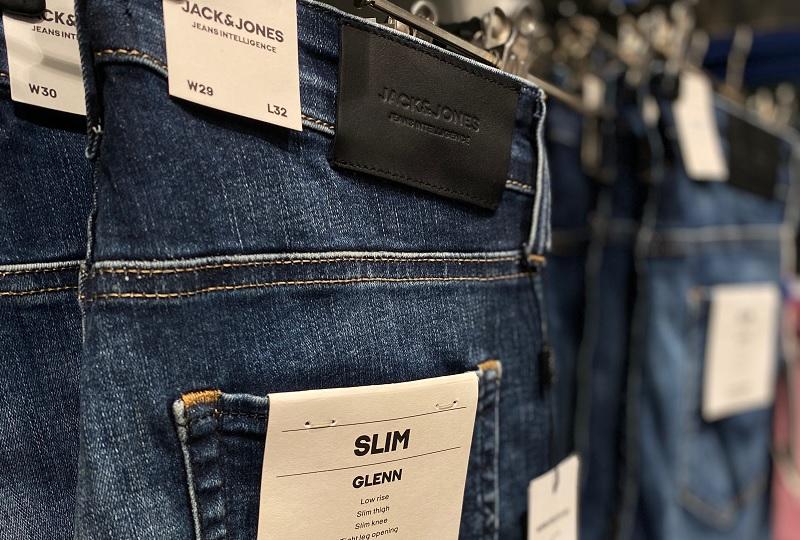Jeans i mange størrelser