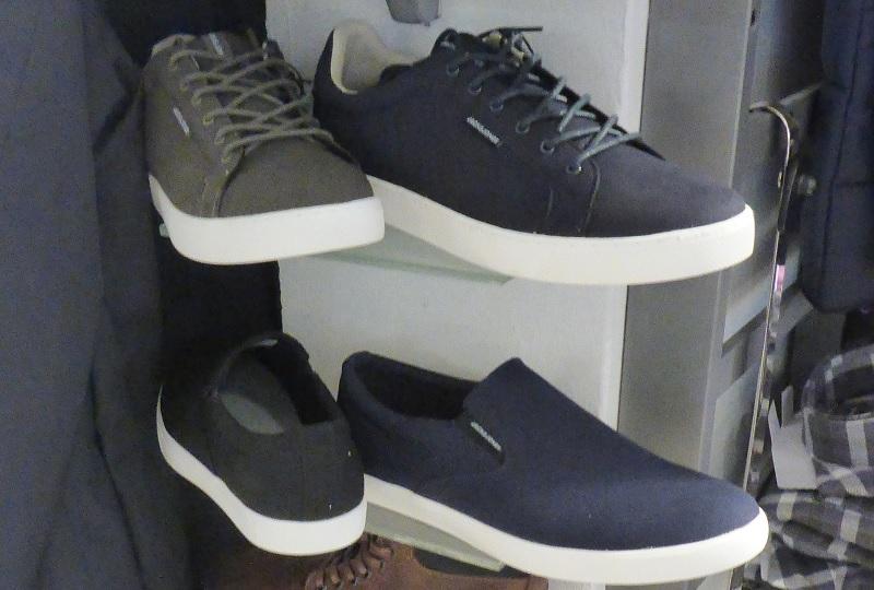 Casual sko